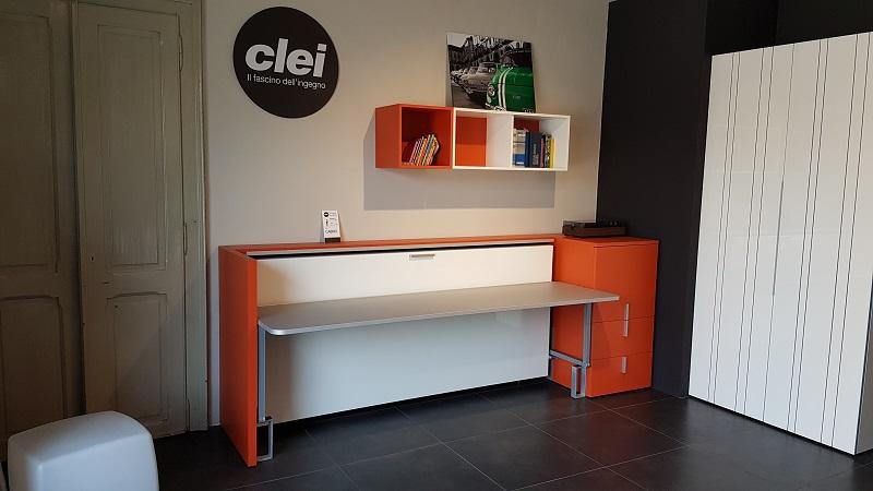 Atmosfere Arredamenti CLEI - Sistema Cabrio con letto a scomparsa ...