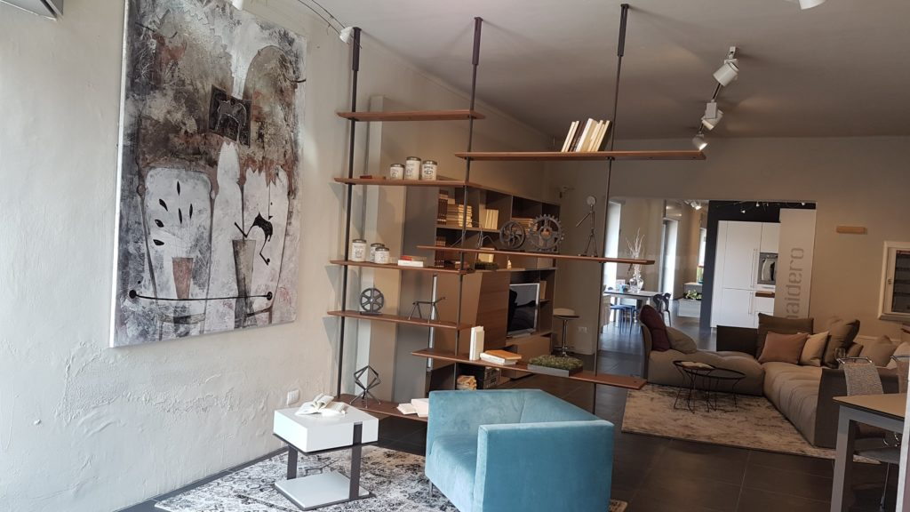 Atmosfere arredamenti libreria airport di cattelan for Cattelan arredamenti